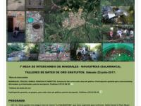 Navasfrias - INTERCAMBIO MINERALES NAVASFRIAS