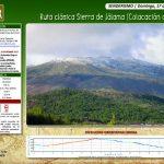 Jalama ruta senderista subida del belén