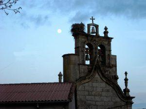 St. John the Evangelist Church Navasfrías