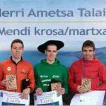 Navasfrias – Álvaro Ramos segundo en la Martxa 2018 Donostia-San Sebastián