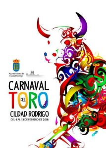 carnaval del toro ciudad rodrigo 2018