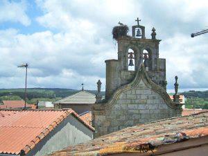 Iglesia San Juán Evangelista Navasfrías