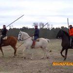 Carnaval del toro Ciudad Rodrigo 2018 – Vídeo del Encierro a caballo del Domingo