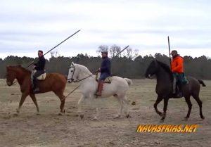 Encierro a caballo Ciudad Rodrigo 2018