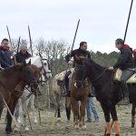 Galeria fotos encierro a caballo Ciudad Rodrigo 2018
