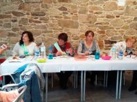 Navasfrias - Navasfrías celebración de Santa Águeda el pasado domingo
