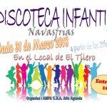 DISCOTECA INFANTIL NAVASFRIAS 2018