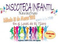 Navasfrias - DISCOTECA INFANTIL NAVASFRIAS 2018