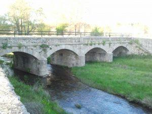 puente río Águeda