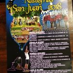 San Juan Poster 2018 Navasfrias