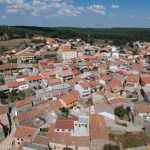 Navasfrias to view Drone . images given by Jesus Moreiro