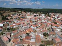 Navasfrias - Navasfrias a vista de Drone . imágenes cedidas por Jesús Moreiro