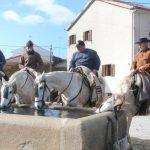 Ruta a caballo A Revolera
