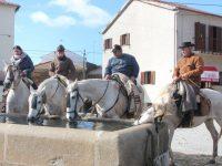 Navasfrias - Ruta a caballo A Revolera