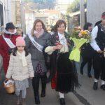 Fiesta de las Aguedas Navasfrias