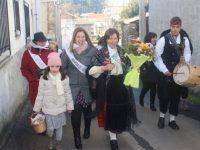 Navasfrias - Fiesta de las Aguedas Navasfrias