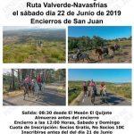 Navasfrías San Juan 2019