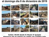 """Navasfrias - Ruta a Caballo Del Contrabando por Castilla Y León. """"A Revolera"""""""
