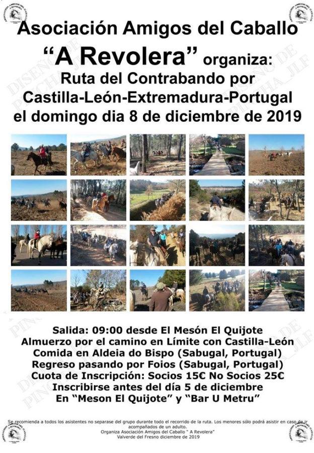 Ruta a Caballo Del Contrabando por Castilla y Leon