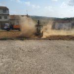 Navasfrías residence works are resumed